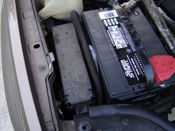 Jeep Grand Cherokee Overheating - Home